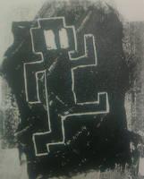 Bit-Man Print Single by SuperAshBro
