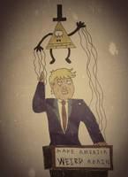 Make America Weird Again by SuperAshBro
