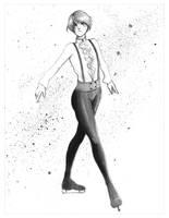 Yuri on Ice: Agape by Tishawish
