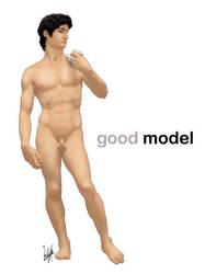 Good Model - Italian David by eddiechin