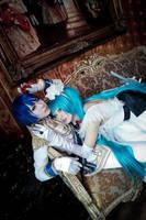 Vocaloid : Cendrillon - Kaito by miyoaldy