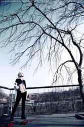 Neon Genesis Evangelion - Nagisa Kaworu by miyoaldy