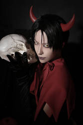 Kuroko no Basuke - Takao Kazunari Halloween versio by miyoaldy