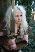 Warrior Queen 1 by Red-Draken