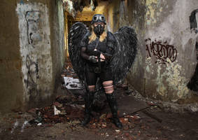 Apocalypse Angel 2 by Red-Draken