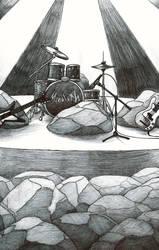 Rock Concert by johnnylam