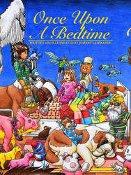 Once Upon A Bedtime Cover Art by johnnylam