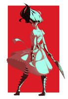Alice: Madness Returns by Glamist