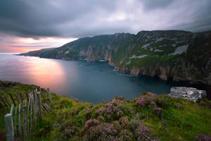 Slieve League View by JohnyG