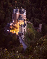 Eltz Castle by JohnyG