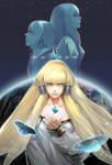 Turn A Gundam-Dianna by 13JYL