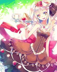 Tea Time by nanafuyu
