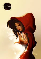 039 Drawfu Little Red Cap by URBANFU
