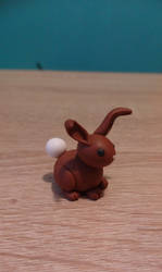 Little clay practice! by CuteDragonsAndMore