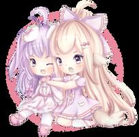 Hug me by Milavana