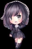 (C) Little black dress by Milavana