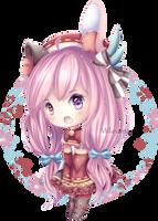 (P) Colorful Cutie by Milavana
