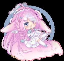 (C) Fluffy Girl by Milavana