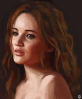 Portrait by myriamelle