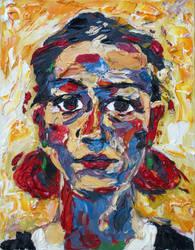 Self Portrait by fercaggiano