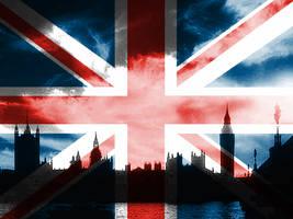 British Skyline by milayamoya