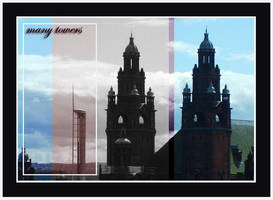 MANY TOWERS 2 by shoogle