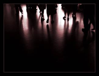 footsteps by shoogle