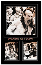 DRUMMIN UP A STORM by shoogle