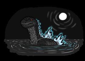 DH's Godzilla by BlakerOats