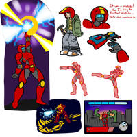 Gateway Beatdown: Turbo Man by BlakerOats