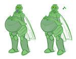 Zyme Concept Doodle by BlakerOats