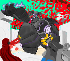 Mote of Ash's Mama Servitor by BlakerOats