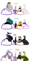 Halloween Costumes by BlakerOats