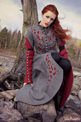 Medieval clothing by Noctique-Art