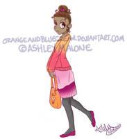 Dawn sketchie by Orangeandbluecream