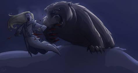 FMA: Bear Blood by R-Spanner