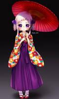 [C] Liliorl_Uiko by Chanz-diri