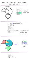 [SAI Tutorial] Fill Tool/Paint Bucket by Chanz-diri