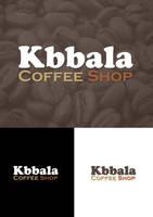 Logo Kbbala Coffee shop by twisted355