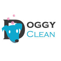 Logo Doggy Clean by twisted355