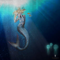 The beauty of the deep by twisted355