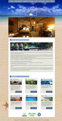 Website l'heure bleue by twisted355