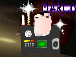 Technological Terror: MARCO by Yholl