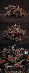 Ork Trukk by BrewBadum