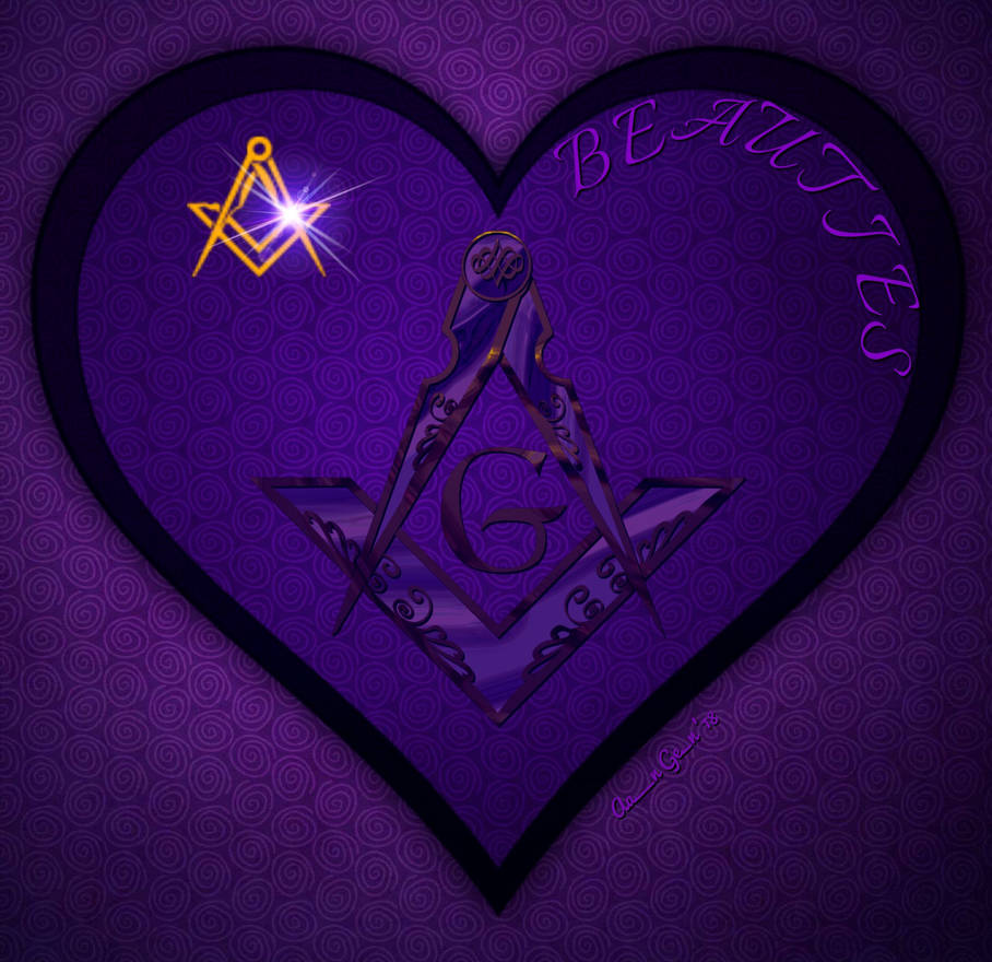 Your Heart First Beholds The Beauties Of Freemason by artistaaron28