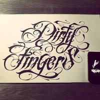 dirtyFingerss by desan21