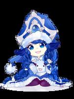 League of Legends - Winter Wonder Lulu by justfream
