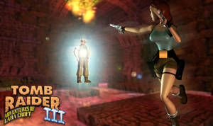 Tomb Raider III - Boss fight by Roli29