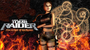 Tomb Raider: The Angel of Darkness Wallpaper by Roli29