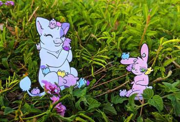 Spring Sprung by HoppityandBee